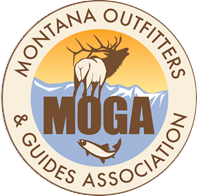 Montana Outfitters & Guides Association Logo