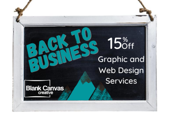 Back to Business (Graphic Design)