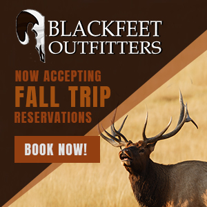Blackfeet Outfitters – Fall Reservations