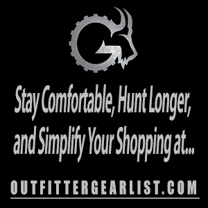 Outfitter Gear List – Bus. Mem of Month