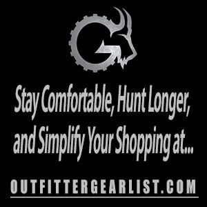 Outfitter Gear List – Bus. Mem of Month