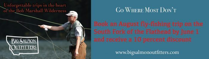 August Fly-Fishing Trip