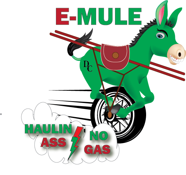 E-Mule Electric Cart
