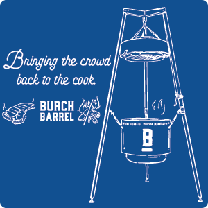 Burch Barrel – Banner Ad
